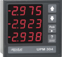 ALGODUE UPM304 DIN96x96 Compact LED Power Meter