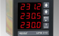 "ALGODUE UPM310 DIN 96x96 and ANSI 4"" Power Meter"