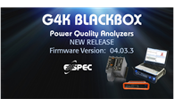 ELSPEC New Blackbox Firmware V 04.04.5 - G4K Series Power Quality Analyzer