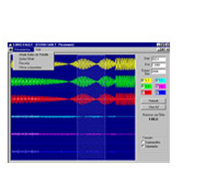 EuroSMC EUROFAULT Transient Playback Software In COMTRADE Format
