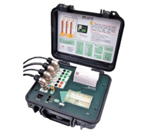 EuroSMC PME-500-TR Circuit Breaker Analyzer