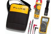 FLUKE 117/322 Electricians Multimeter Combo Kit