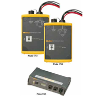 FLUKE 1745 Three-Phase Power Quality Logger
