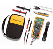 FLUKE 179/1AC2 Rugged Multimeter and Non-Contact Voltage Detector Combo Kit