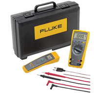 FLUKE 179/61 Industrial Multimeter and Infrared Thermometer Combo Kit