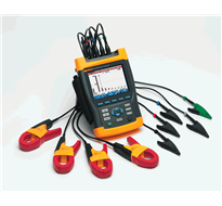 FLUKE 434/Basic Three-Phase Power Analyzer