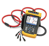 FLUKE 435 Three-Phase Power Analyzer