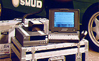 FLUKE NetDAQ Networked Data Acquisition Unit