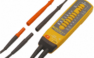 FLUKE T3 Voltage and Continuity Tester Kit