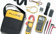 FLUKE 116/322 HVAC Combo Kit