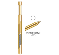 GLOBAL ENERGY INNOVATION Kelvin Probes (DoublePoint) - Pointed Style Replacement Tips