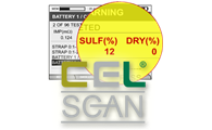 GLOBAL ENERGY INNOVATION Optional CELScan Module - Sulfation / Dryout