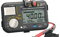 HIOKI 3453-01 Digital Meg-Ohm HiTester