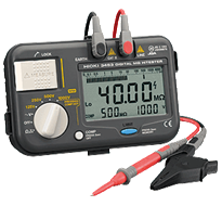 HIOKI 3453 Digital Meg-Ohm HiTester