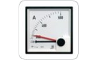 ISKRA MQ 0107 Bimetal Maximum Current Meter