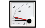 ISKRA MQ 0207 Bimetal Maximum Current Meter
