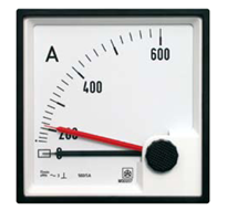 ISKRA MQ 0507 Bimetal Maximum Current Meter