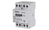 ISKRA WS 0030 Energy Meters for Rail Mounting