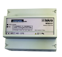 ISKRA WS 0301 Energy Meters for Rail Mounting