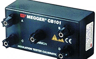 MEGGER CB101 Calibration Box 5 kV