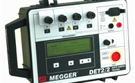 MEGGER DET2/2 High Accuracy Configurable Diagnostic Earth Tester