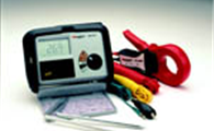 MEGGER DET3TD Contractor Series Three-Terminal Earth Ground Resistance Testers