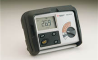 MEGGER DET4T2 Series 4-Terminal Earth/Ground Resistance Testers & Soil Resistivity Testers