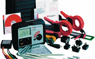 MEGGER DET4TCR + KIT Rechargeable Earth System Testers