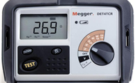 MEGGER DET4TCR Rechargeable Earth System Testers