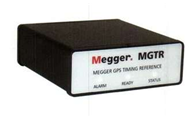 MEGGER MGTR GPS Timing Reference