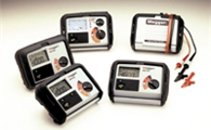 MEGGER MIT300 Series Insulation Tester for Electricians
