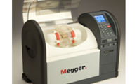 MEGGER New OTSAF Series 100 kV Automatic Laboratory Oil Test Sets