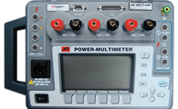MEGGER PMM-1 Power Multimeter Multi-function Measuring Instrument