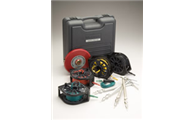 MEGGER Professional Earth Test Kit Electrode and Soil Resistivity Stake and Wire Kit