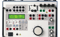 MEGGER Programma SVERKER750 Relay Test Set