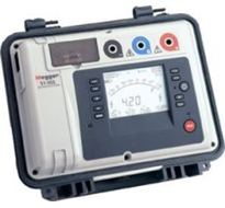 MEGGER S1-554 Insulation Resistance Tester with High Noise Rejection 5 kV
