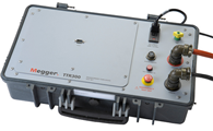 MEGGER TTR300 Series Three-Phase Transformer Turns Ratio Test Set