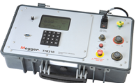 MEGGER TTR310 Three-Phase Transformer Turns Ratio Test Set