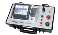 MEGGER TTR330 Three-Phase Transformer Turns Ratio Test Set