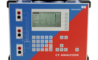 OMICRON CT Analyzer Current Transformer Tester