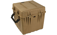PELICAN 0370DTNF Case No Foam - Desert Tan