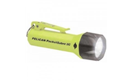 PELICAN 1820BNYL Torch - Boxed no batteries - Yellow