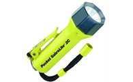 PELICAN 1830CYL LED POCKET LIGHT - Yellow