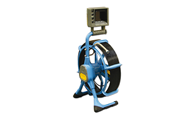 RADIODETECTION P374 IS Pearpoint Color Video Inspection Pushrod System