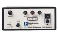 RADIODETECTION T272 High Resistance Cable Fault Locator