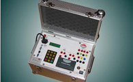 WEIS GMBH SA100S Switchgear Analyser Breaker Timing Test Set