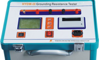 WUHAN HUAYING HYDW III Ground Resistance Tester